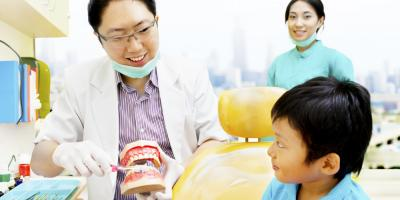 Pediatric Dentistry Explains Tooth Growth, Ewa, Hawaii