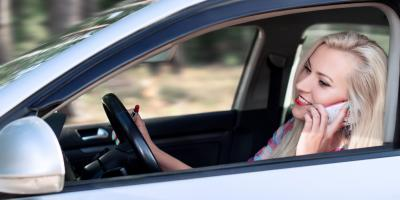 3 Types of Distracted Driving that Lead to Auto Accidents, Ashland, Kentucky