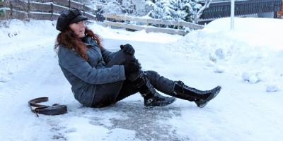 5 Steps to Take After a Slip & Fall Accident, Goshen, New York