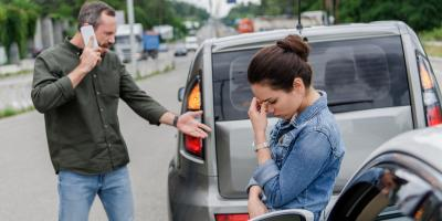 Do's & Don'ts Following an Auto Accident, Andalusia, Alabama