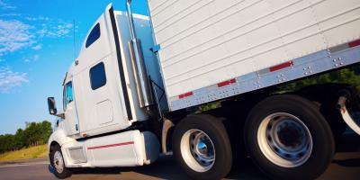 How to Avoid Large Truck Crashes, Rock Hill, South Carolina