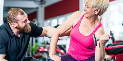 4 Reasons to Hire a Personal Trainer If You Have Scoliosis, Barrington, Illinois