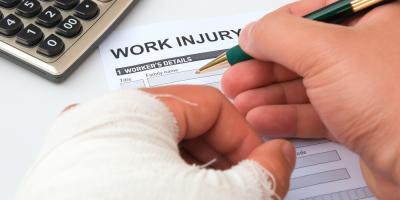 Personal Injury Lawyer Answers 3 Questions About Seeking Workers' Compensation , Dothan, Alabama