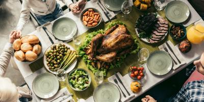 5 Personal Injuries to Watch Out for This Thanksgiving, 1, West Virginia