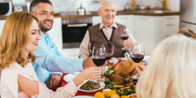 3 Reasons Personalized Wine Is the Perfect Addition to a Thanksgiving Meals, Koolaupoko, Hawaii