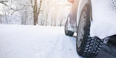 3 Ways to Prepare Your Tires for Winter, Paterson, New Jersey