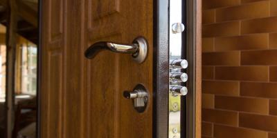 3 Ways a Locksmith Will Help Reinforce Your Front Door, Cincinnati, Ohio