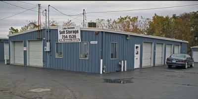 Storage options at L.A. Self-Storage, Rochester, New York