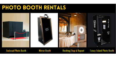 20% off All Photo Booths, South Hackensack, New Jersey