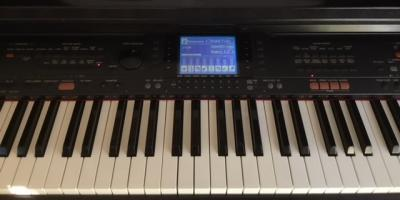 Piano Teacher Discusses Acoustic Piano vs. Keyboard, Anchorage, Alaska
