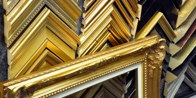 A Brief History of Picture Frames, Seattle, Washington
