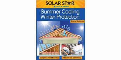 How Attic Ventilation With a Solar Star Fan Protects Your Home, Crestwood, Kentucky