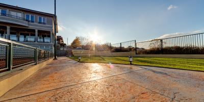 3 Perfect Uses for Stamped Concrete, High Point, North Carolina