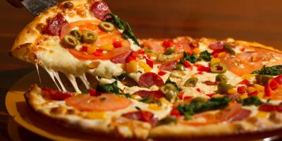Why Do Americans Love Pizza?, Jackson, New Jersey