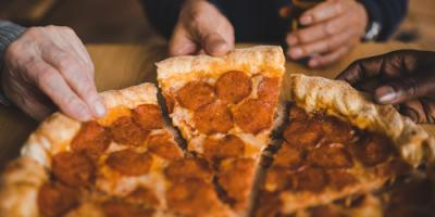 Pizza Is a Convenient Option for Weeknight Dinners, Anchorage, Alaska