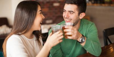 Why Pizza & Beer Make for a Great First Date, Covington, Kentucky