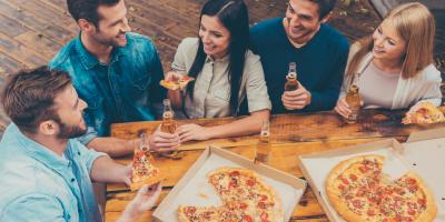 3 Reasons Why Pizza Delivery Is a Great Birthday Party Choice, Irondequoit, New York
