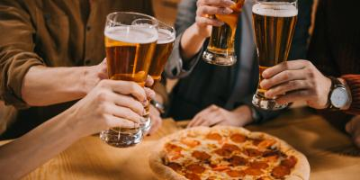 How to Pair the Perfect Slice With a Perfect Beer, Pelican, Wisconsin