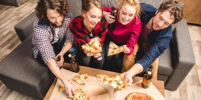 What Is the Right Amount of Pizza to Order for a Party?, Chili, New York