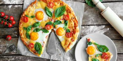 3 Ways Pizza Makes a Perfect Breakfast Food, Chili, New York