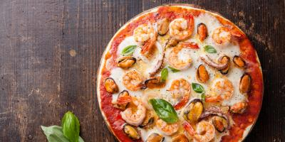 3 Reasons to Give Seafood Pizza a Try, Gulf Shores, Alabama