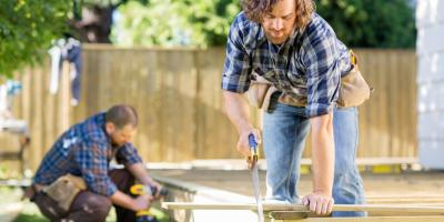 3 Reasons to Consider Deck Installation, Scotch Plains, New Jersey