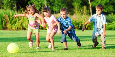 The Importance of Outdoor Play for Early Child Development, Plainville, Connecticut