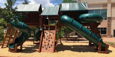 4 Ways to Encourage Your Kids to Play Outside, Denver County, Colorado