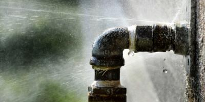 Common Causes of Leaking Pipes Explained, Lexington, Kentucky