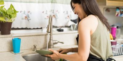 3 Kitchen Items That Clog Sinks, Ozark, Missouri