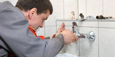 3 Places to Check for Water Leaks, Old Saybrook, Connecticut