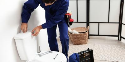 3 Reasons Your Toilet Won't Flush, Irondequoit, New York