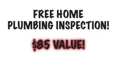 Free Home Plumbing Inspection from RooterOne, Call to Claim!, Port St. Lucie, Florida