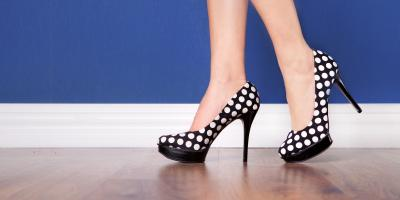 What Are the Effects of Regularly Wearing High Heels?, High Point, North Carolina