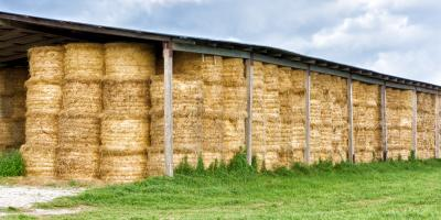 3 Tips for Storing Hay in the Winter, Savannah, Tennessee