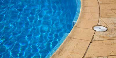 A Guide to Different Pool Border Options, Gates, New York