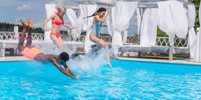 The Do's & Don'ts of Swimming Pool Safety, Ewa, Hawaii