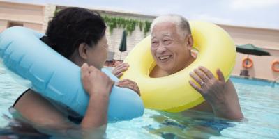 3 Healthy Reasons Why Seniors Should Take Up Swimming, Waialua, Hawaii