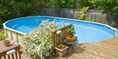 3 Ways to Beautify an Above-Ground Pool, Fishkill, New York
