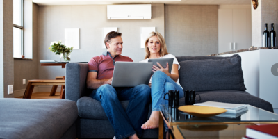 Up to $500 in Rebates on New Mitsubishi Electric® AC System, Port Chester, New York