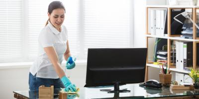 4 Reasons to Hire a Cleaning Company for Your Office, Middletown, New Jersey