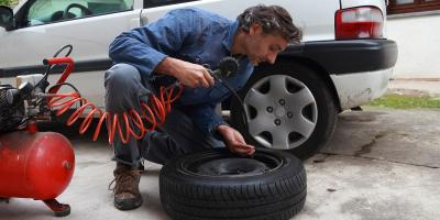 3 Benefits of Owning a Portable Air Compressor, Maryland Heights, Missouri