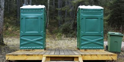 5 Interesting Facts About Portable Toilets, Ironton, Ohio