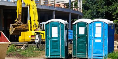 3 Types of Portable Toilets, Gridley, California