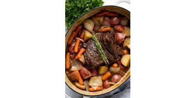 It's Time For Pot Roast Sale!, Nekoosa, Wisconsin
