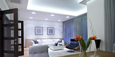 3 Benefits of LED Lighting for a New Home, Cornelius, North Carolina