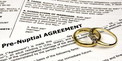 5 Steps for Creating a Prenuptial Agreement , Amsterdam, New York