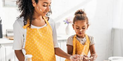 A Guide to Baking & Early Childhood Development, Fairfield, Ohio
