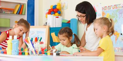 Why Is Preschool Important for Children?, Lexington-Fayette Central, Kentucky