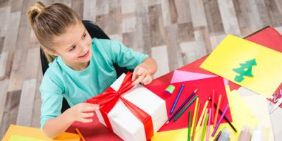 How St. Louis' Top Preschool Is Giving to the Community for the Holidays, Creve Coeur, Missouri